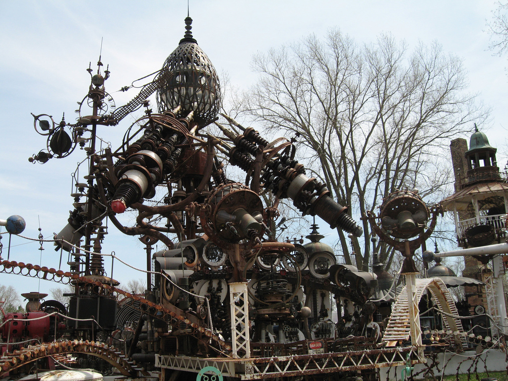 Dr. Evermor's Forevertron