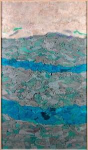 Blue River - John Dahlsen