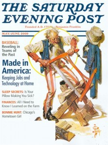 Saturday Evening Post - June 2009