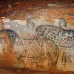 Pech Merle - Spotted Horses Mural