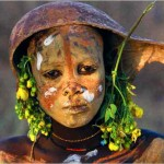 Omo Tribes Ethiopia Body Painting