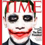 Obama as Joker
