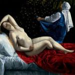 Artemisia Gentileschi - Danae