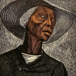 Elizabeth Catlett - Sharecropper