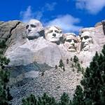 Mount Rushmore - Gutzon Borglum