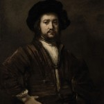 Portrait-of-a-Man-with-Arms-Akimbo-Rembrandt-1658