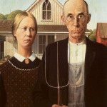 American Gothic-Grant Wood-1930