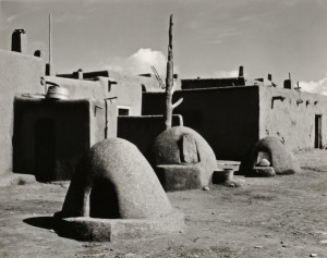 EDWARD WESTON 1886 - 1958 Aspen Valley, New Mexico Date: 1937-12-19