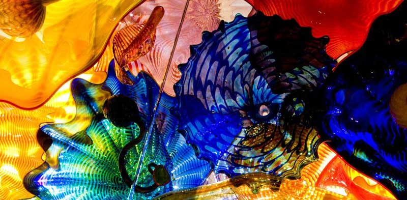 Dale Chihuly: Through The Looking Glass – Daily Art Fixx