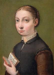 Sofonisba_Anguissola-self-portrait-1554