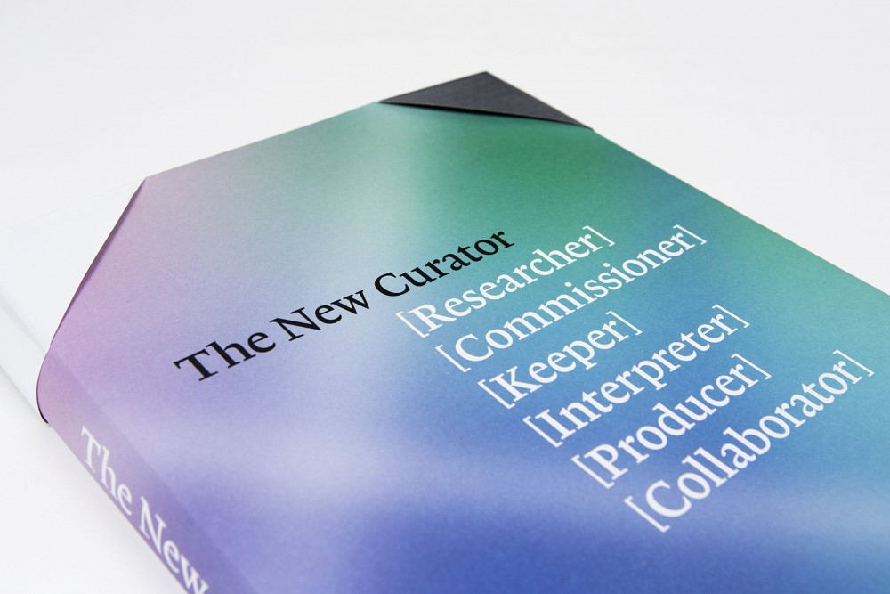 The New Curator - book - Natasha Hoare