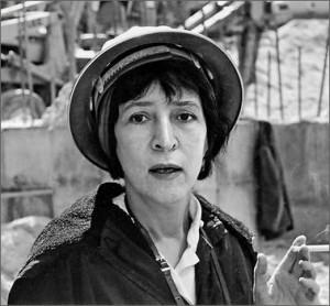 Helen Levitt - portrait - 1963