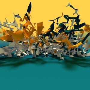 Extrusions 3 © Alex Dragulescu
