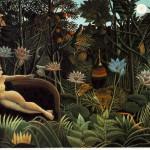 The Dream - Henri Rousseau