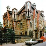 Casa Vicens - Atoni Gaudi