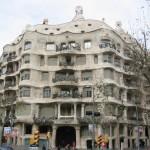 La Pedrera - Antoni Gaudi