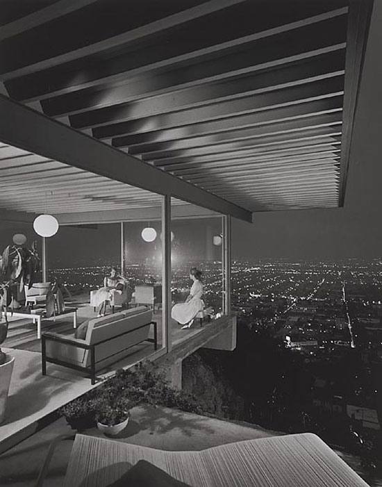 Julius Shulman - Case Study House no. 22