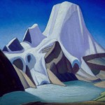 Lawren Harris - Mount Robson From the Northeast - 1929
