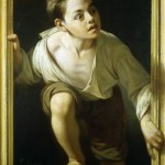 Escaping Criticism - Pere Borrell del Caso - 1874