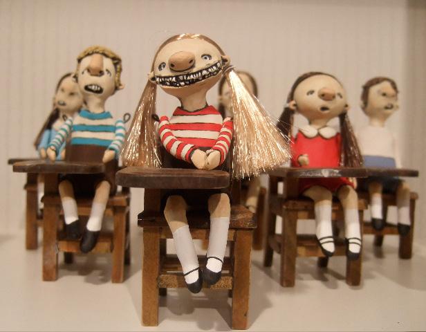 Lesley Anne Green - Ceramics