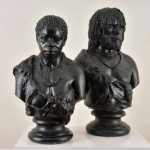 Truganini and Woureddy Busts