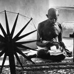 Mohandus (Mahatma) Gandhi - Margaret Bourke-White © Time Inc.