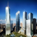 Rendering of New World Trade Center