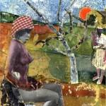 Romare Bearden - The Calabash 1970