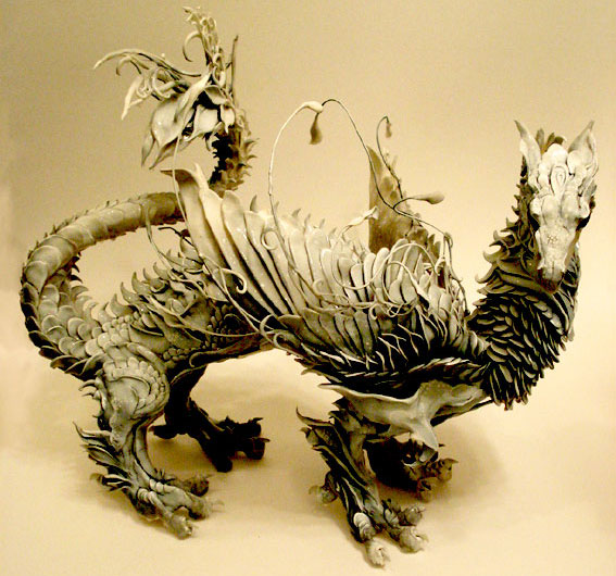 White Dragon - Ellen June Jewett