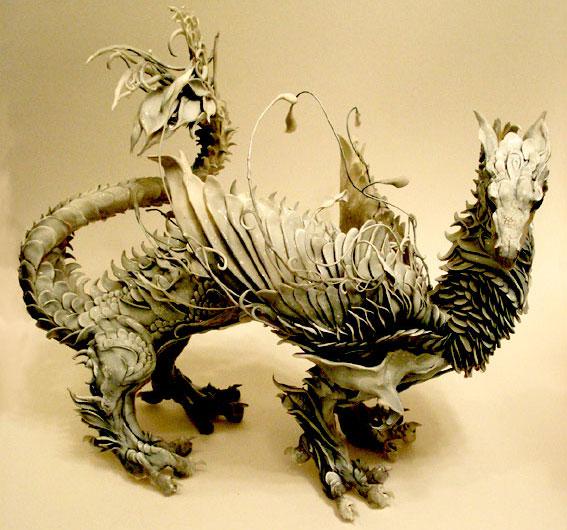 White Dragon - Ellen June Jewett