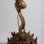 Bighorn Black Foot Carving - Scott Musgrove