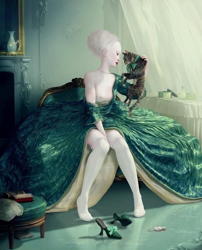 French Kiss © Ray Caesar