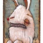 A Bad Hare Day © Johan Potma