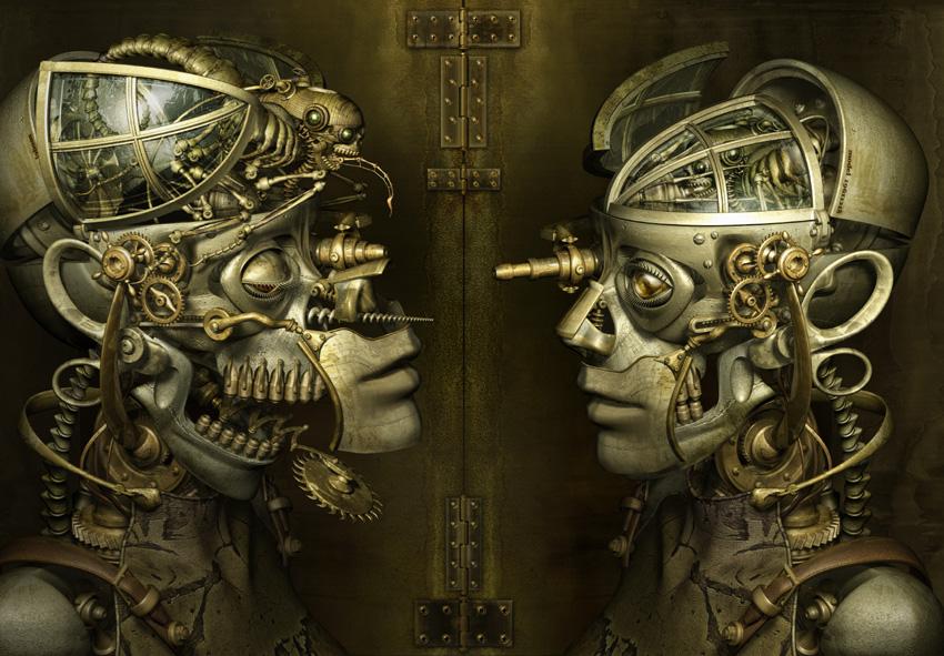 Automaton © Kazuhiko Nakamura