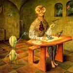 creacion-de-las-aves-Remedios-Varo-1957