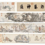 Eighteen-Arhats-Wu-Bin-Ming Dynasty