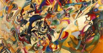 Wassily Kandinsky - WWI