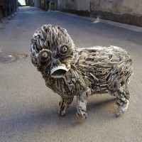Paper Sculpture - Nick-Georgiou