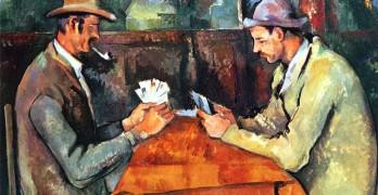 Les Joueurs de Carte (The-Card-Players) - Paul Cezanne