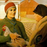The Appraisal-Grant Wood-1931
