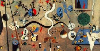 Harlequins-Carnival--Joan-Miro-1924