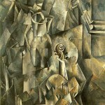 Violin-and-Pitcher-Georges-Braque-1910