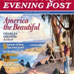 Saturday Evening Post - Eric Bowman America the Beautiful 2009