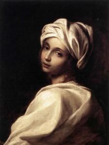 Portrait-of-Beatrice-Cenci-Elisabetta-Sirani-1662