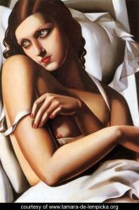 The-Convalescent-Tamara de Lempicka1932