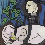 Pablo Picasso - Nude Green Leaves and Bust - 1932