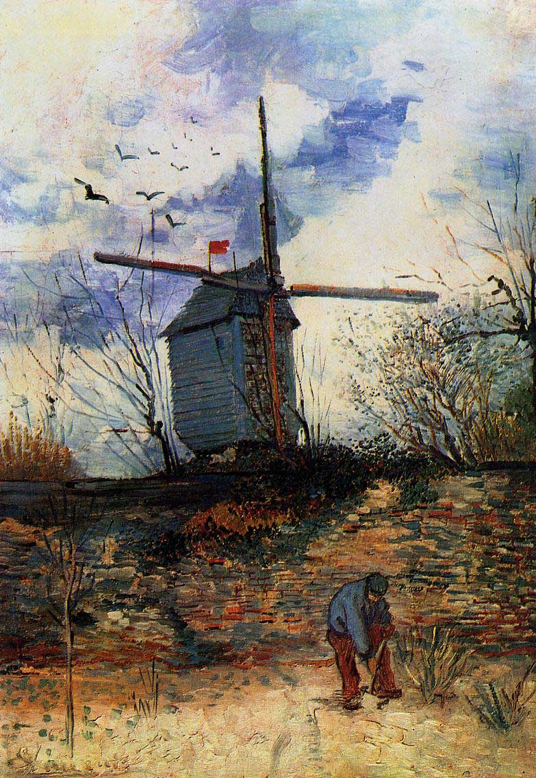 Vincent Van Gogh 1853 1890 Daily Art Fixx