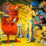 Pavillion-of-the-Red-Clown-Robert-Williams
