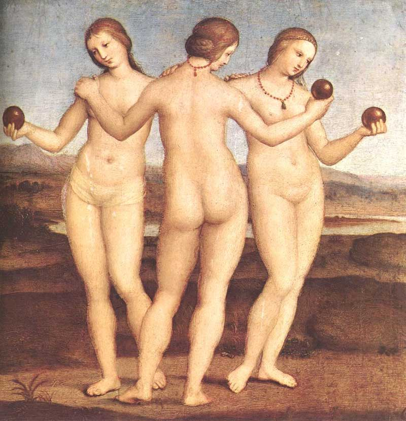 The-Three-Graces-Raphael-1504-05