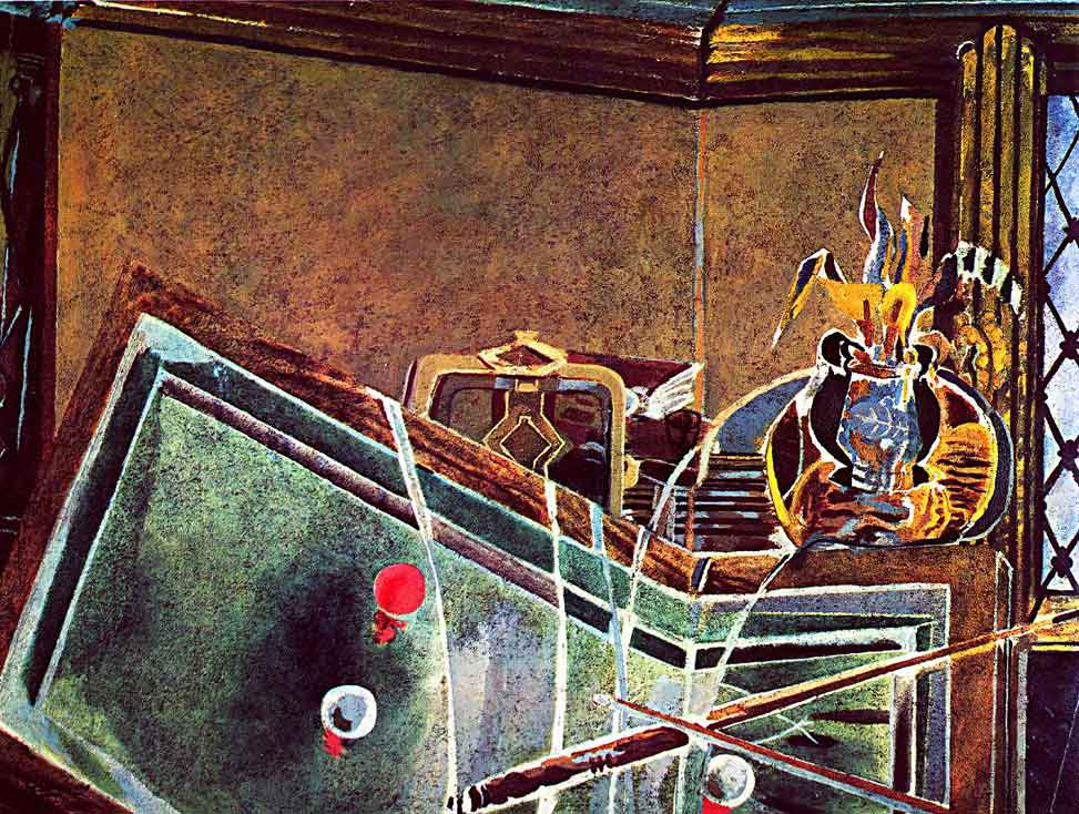 Billiard-table-Georges-Braque-1944
